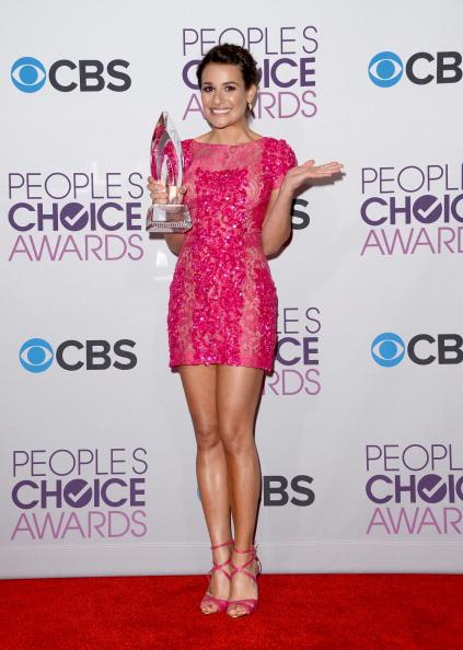 Hot Pink「39th Annual People's Choice Awards - Press Room」:写真・画像(6)[壁紙.com]