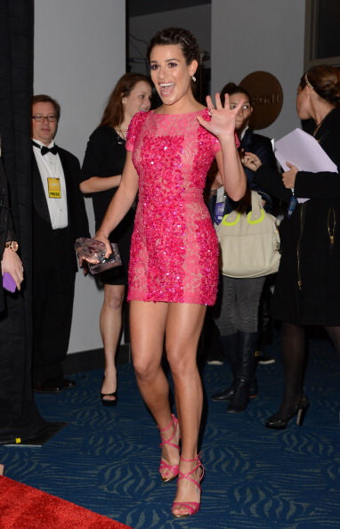 Hot Pink「39th Annual People's Choice Awards - Press Room」:写真・画像(3)[壁紙.com]