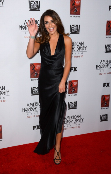 "Black Color「Premiere Screening Of FX's ""American Horror Story: Asylum"" - Arrivals」:写真・画像(13)[壁紙.com]"