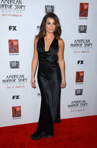 "Premiere Screening Of FX's ""American Horror Story: Asylum"" - Arrivals:ニュース(壁紙.com)"