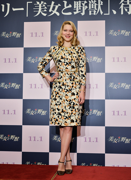 Three Quarter Length Sleeve「'Beauty and The Beast' Press Conference In Tokyo」:写真・画像(9)[壁紙.com]