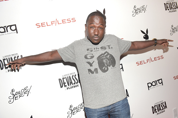 Hannibal Buress「Playboy And Gramercy Pictures' Self/less Party During Comic-Con Weekend At Parq Restaurant & Nightclub - Arrivals」:写真・画像(15)[壁紙.com]
