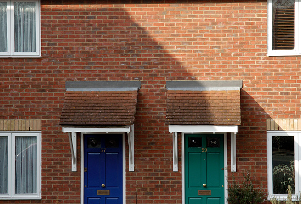 Brick「Terraced houses」:写真・画像(8)[壁紙.com]