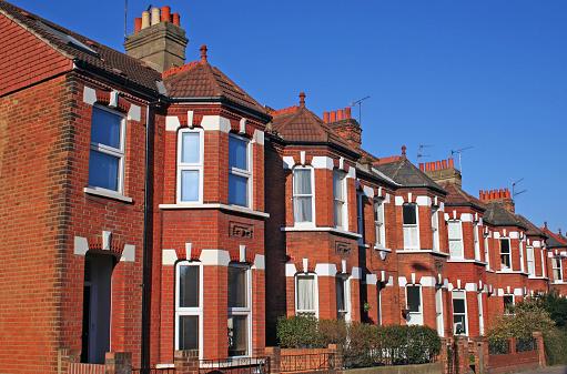 Row House「Terraced houses」:スマホ壁紙(11)