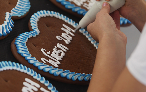 Gingerbread Cookie「Zuckersucht Prepares Oktoberfest Gingerbread」:写真・画像(15)[壁紙.com]