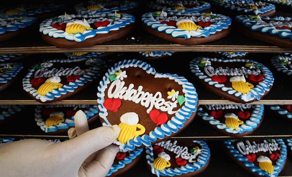 Gingerbread Cookie「Zuckersucht Prepares Oktoberfest Gingerbread」:写真・画像(14)[壁紙.com]