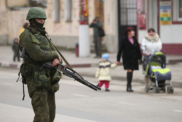 Simferopol「Concerns Grow In Ukraine Over Pro Russian Demonstrations In The Crimea Region」:写真・画像(8)[壁紙.com]