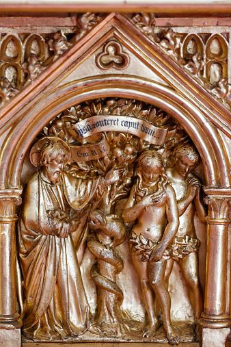 Garden Of Eden - Old Testament「Amiens cathedral.」:スマホ壁紙(18)