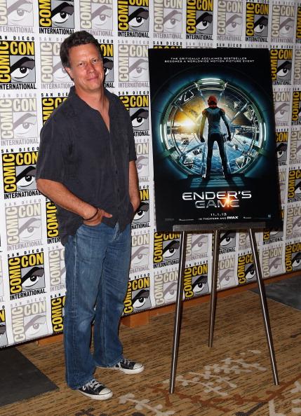 """Gavin Hood「""""Ender's Game"""" Comic-Con Press Line」:写真・画像(6)[壁紙.com]"""