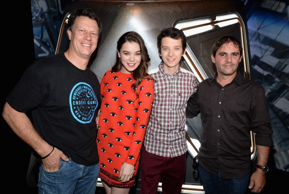 "Gavin Hood「""Ender's Game"" Experience Press Preview Night Sponsored By HGTV」:写真・画像(1)[壁紙.com]"