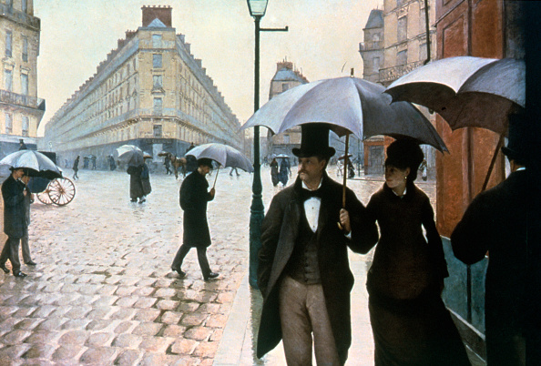 1870-1879「Paris Street In Rainy Weather」:写真・画像(19)[壁紙.com]