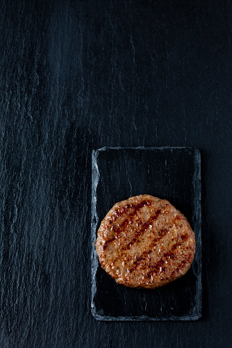 Grilled「Fried beef patty」:スマホ壁紙(18)