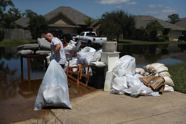 Houston Area Begins Slow Recovery From Catastrophic Harvey Storm Damage:ニュース(壁紙.com)