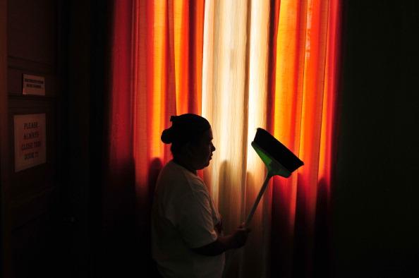 Job Search「Training School Prepares Filipinos To Work As A Domestic Helper」:写真・画像(9)[壁紙.com]