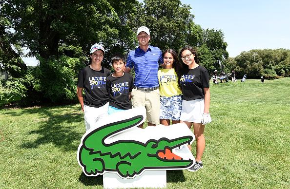 ゴルフ「LACOSTE And City Parks Foundation Host Youth Golf Clinic With PGA TOUR Player, Daniel Berger」:写真・画像(0)[壁紙.com]