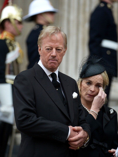 Jeff J Mitchell「The Ceremonial Funeral Of Former British Prime Minister Baroness Thatcher」:写真・画像(18)[壁紙.com]