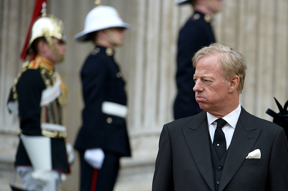 Jeff J Mitchell「The Ceremonial Funeral Of Former British Prime Minister Baroness Thatcher」:写真・画像(17)[壁紙.com]