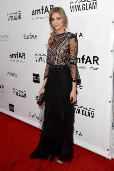 Ana Beatriz Barros - Fashion Model「2013 amfAR Inspiration Gala Los Angeles Presented By MAC Viva Glam - Red Carpet」:写真・画像(12)[壁紙.com]