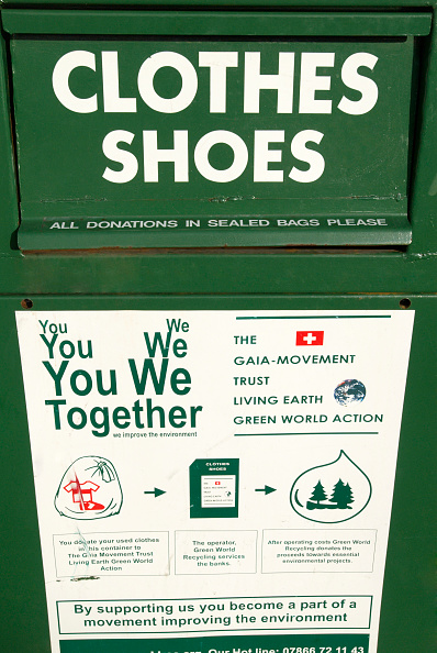 Environmental Conservation「Clothing and Shoes recycling, UK」:写真・画像(17)[壁紙.com]