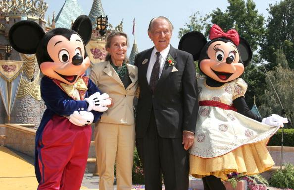 ミニーマウス「Disneyland's 50th Anniversary」:写真・画像(13)[壁紙.com]