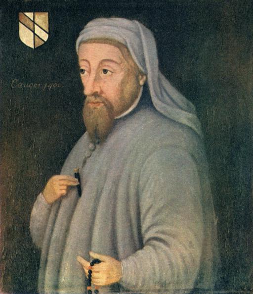 Circa 14th Century「Geoffrey Chaucer portrait」:写真・画像(13)[壁紙.com]
