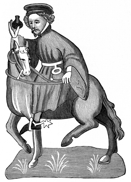 Circa 14th Century「Geoffrey Chaucer ' s」:写真・画像(9)[壁紙.com]