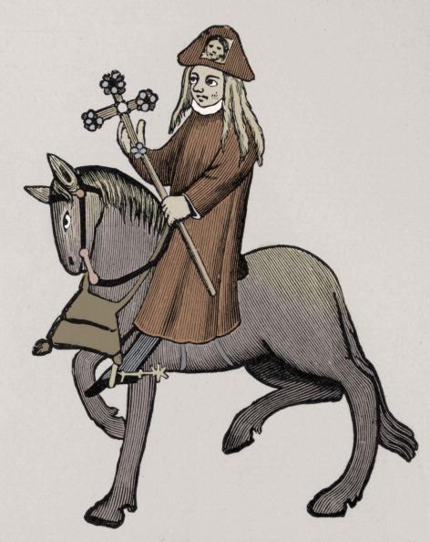 Circa 14th Century「Geoffrey Chaucer ' s」:写真・画像(7)[壁紙.com]