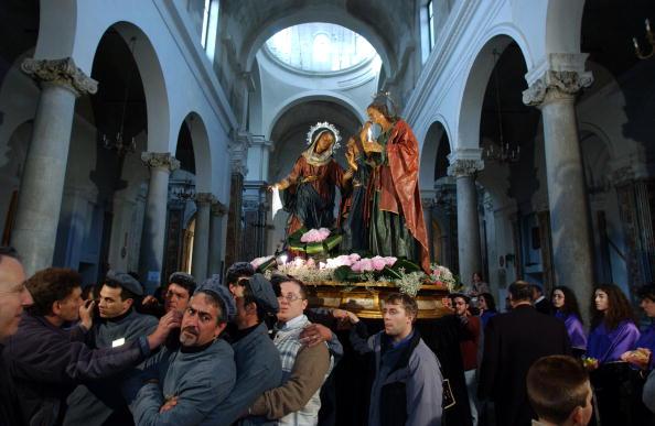 Sicily「Sicily Holy Week Easter Processions」:写真・画像(19)[壁紙.com]