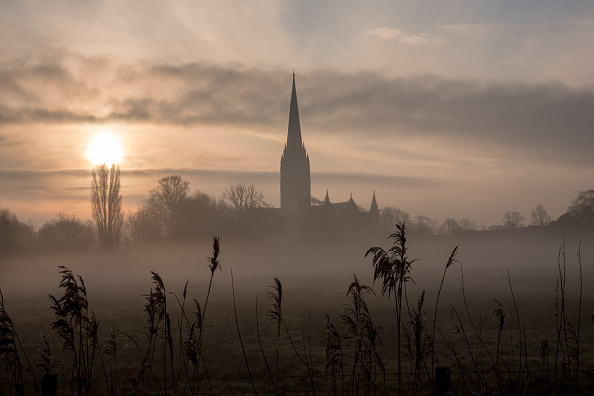Salisbury Cathedral「Counter-terror Police Take Charge Of Suspected Poisoning Case」:写真・画像(0)[壁紙.com]