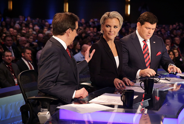 Fox Photos「Republican Presidential Candidates Debate In Iowa Days Before State's Caucus」:写真・画像(11)[壁紙.com]