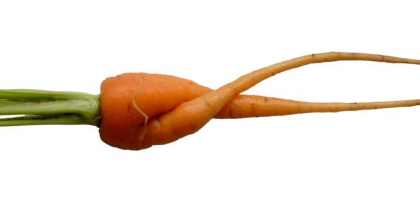 Wabi Sabi「Twisted Carrot」:スマホ壁紙(7)
