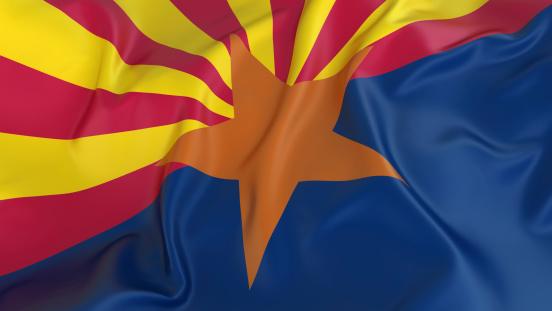 Patriotism「Arizona flag」:スマホ壁紙(7)