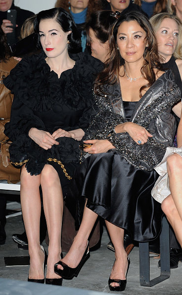 Elie Saab - Designer Label「Elie Saab: Paris Fashion Week Haute Couture S/S 2009」:写真・画像(5)[壁紙.com]
