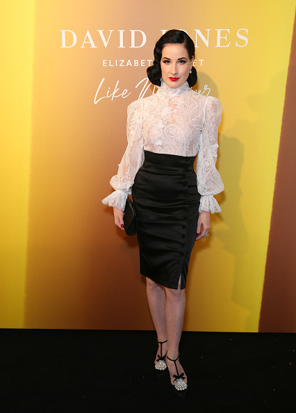 Blouse「David Jones Luxury Beauty and Designer Accessories Floor Launch」:写真・画像(11)[壁紙.com]