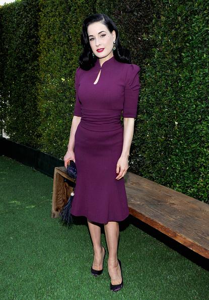 Purple Shoe「LOVEGOLD Celebrates Michelle Dockery」:写真・画像(7)[壁紙.com]