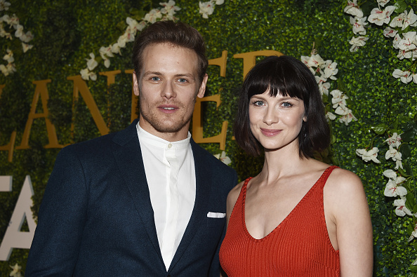 "Caitriona Balfe「Starz Hosts ""Outlander"" FYC Special Screening And Panel」:写真・画像(4)[壁紙.com]"