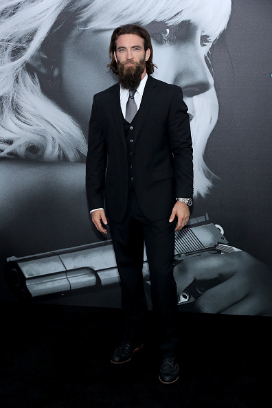 USA「Premiere Of Focus Features' 'Atomic Blonde' - Arrivals」:写真・画像(6)[壁紙.com]