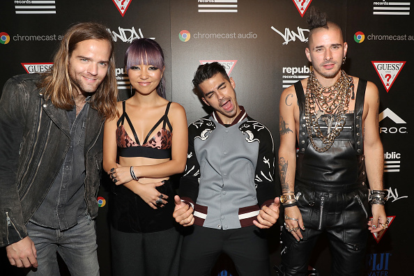Ciroc「Republic Records & Guess Celebrate the 2016 MTV Video Music Awards at Vandal with Cocktails by Ciroc - Arrivals」:写真・画像(18)[壁紙.com]