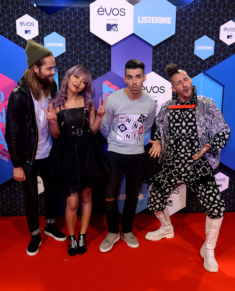 MTVヨーロッパ音楽賞「MTV EMA's 2016 - Red Carpet Arrivals」:写真・画像(13)[壁紙.com]