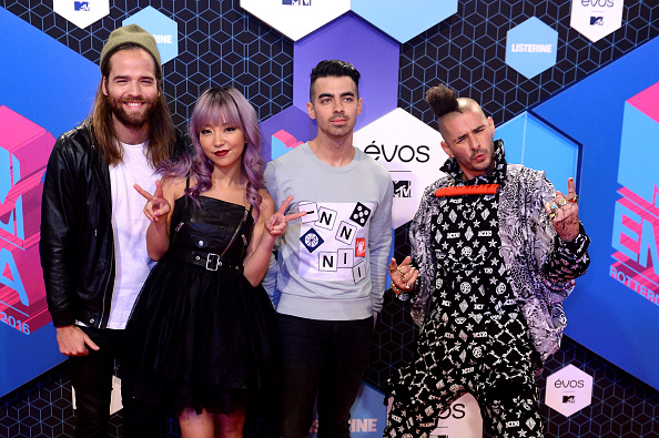 MTVヨーロッパ音楽賞「MTV EMA's 2016 - Red Carpet Arrivals」:写真・画像(14)[壁紙.com]