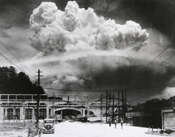 Bomb「Atomic Bombing Of Nagasaki」:写真・画像(16)[壁紙.com]