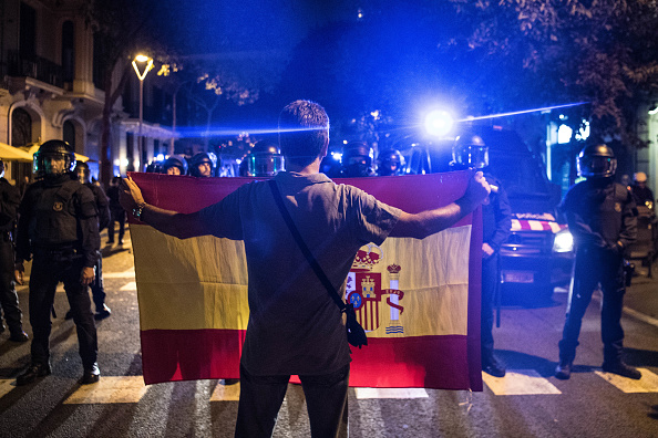 Politics「Pivotal Day For Catalan Independence As Crisis Comes To A Head」:写真・画像(11)[壁紙.com]