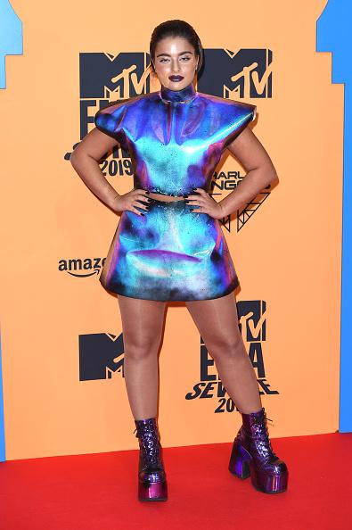 Purple Shoe「MTV EMAs 2019 - Red Carpet Arrivals」:写真・画像(13)[壁紙.com]