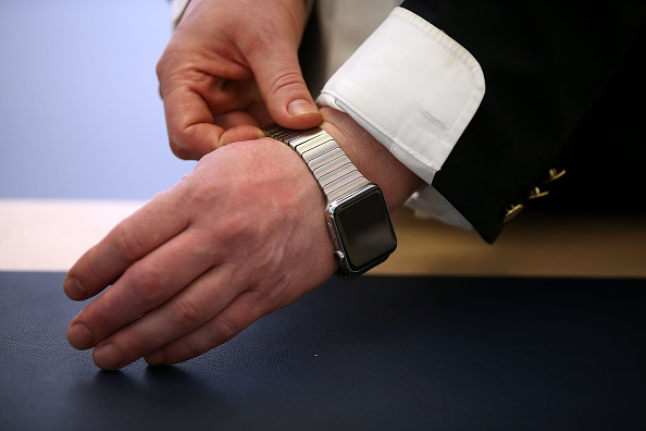 Apple Watch「Apple Watch Available Within Apple Stores」:写真・画像(6)[壁紙.com]
