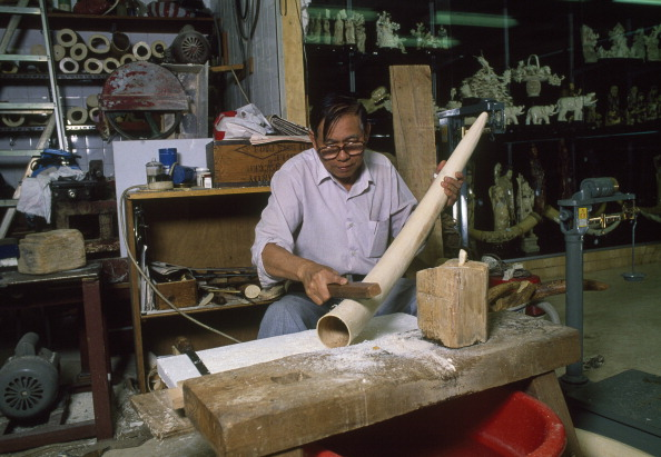 Tom Stoddart Archive「Ivory Workshop」:写真・画像(7)[壁紙.com]