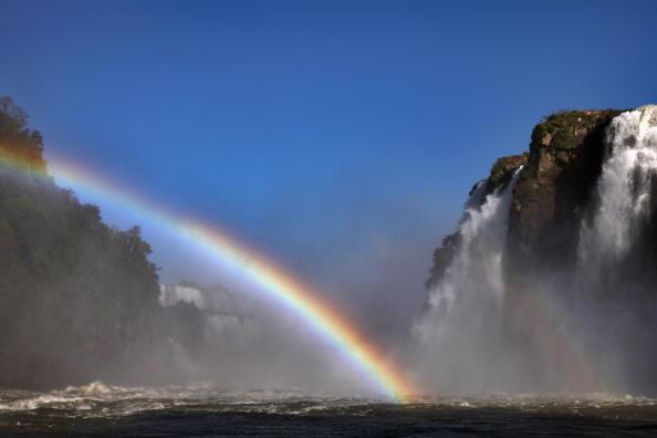 イグアス川「Iguacu Falls A Finalist In New Seven Wonders Of Nature Contest」:写真・画像(6)[壁紙.com]