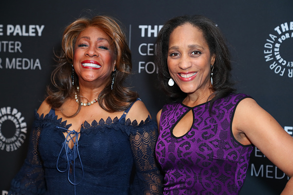 アカデミー賞「The Paley Center For Media Hosts A Legendary Evening With Mary Wilson」:写真・画像(2)[壁紙.com]