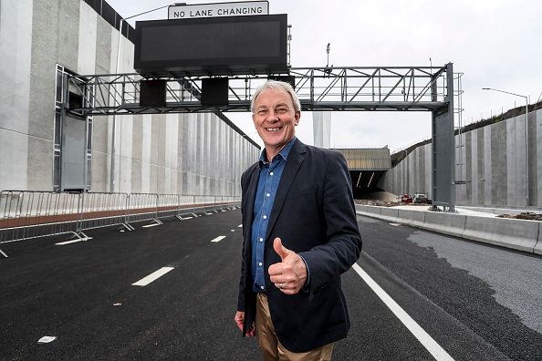 Auckland「Aucklanders Celebrate Waterview Connection Tunnel Opening」:写真・画像(6)[壁紙.com]