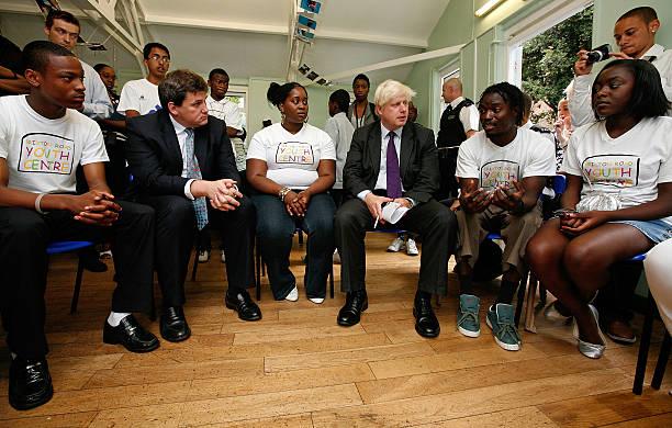 Boris Johnson Announces Plans To Fund Anti Knife Crime Projects:ニュース(壁紙.com)