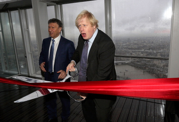 Computer Programmer「Mayor Of London Boris Johnson Officially Opens The View At The Shard」:写真・画像(14)[壁紙.com]